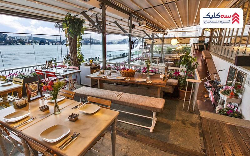 بازدید از رستوران روملی در سفر به استانبول