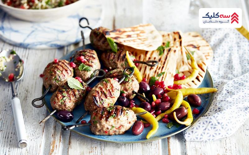 صرف غذاهای ترکی در سفر به استانبول