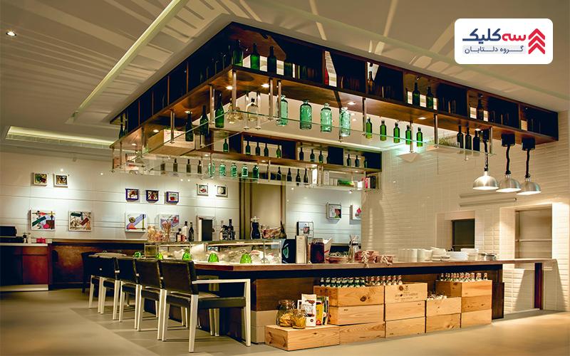 رستوران بوکا با متنوع ترین غذاها در دبی