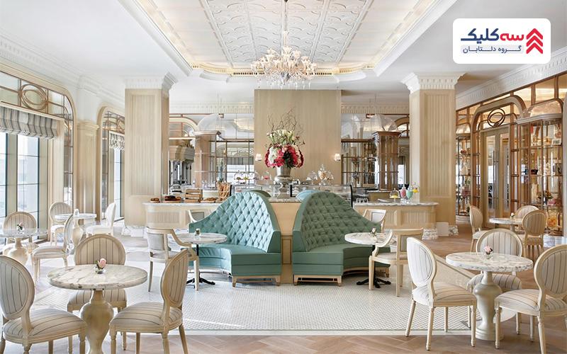 هتل جمیرا النسیم از پرطرفدارترین هتل های دبی