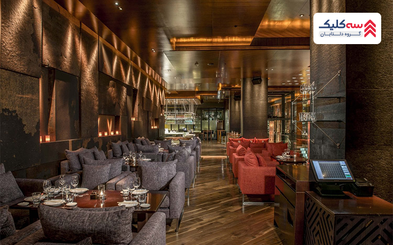 رستوران ژاپنی در دبی