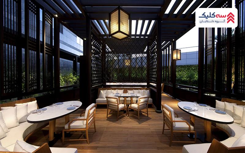 هاکسان رستوران چینی از بهترین رستوران های دبی