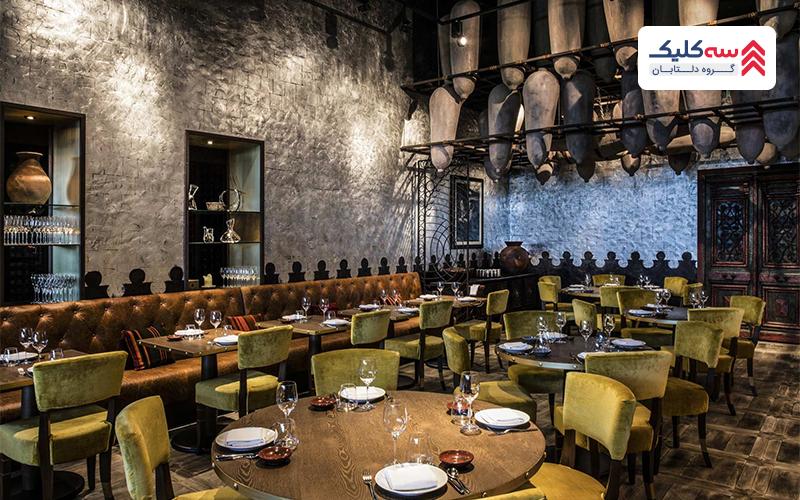 رستوران های امریکایی در دل دبی