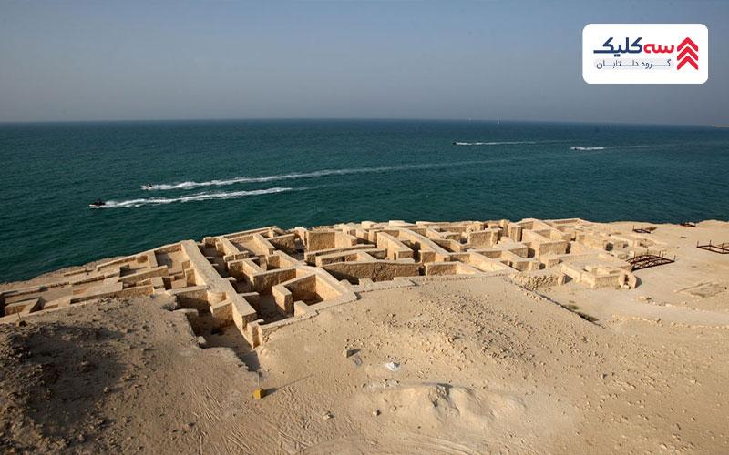 تصویری متفاوت از شهر باستانی حریره