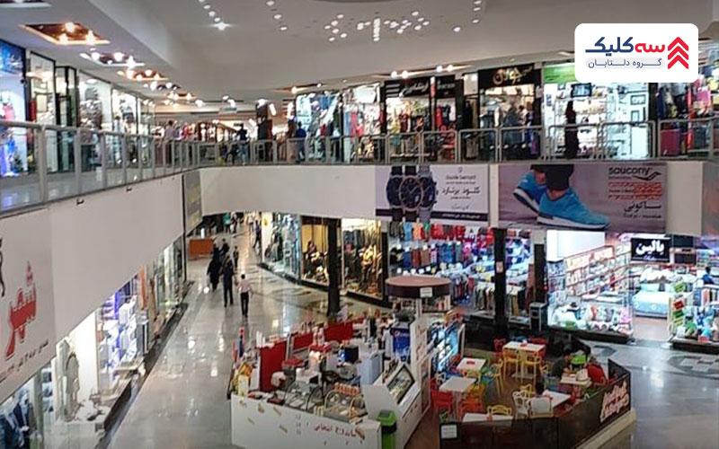 قیمت  کالاها در بازار مرکز تجاری کیش