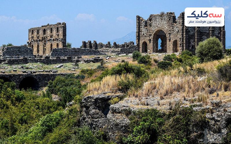 قنات شهر اسپندوس
