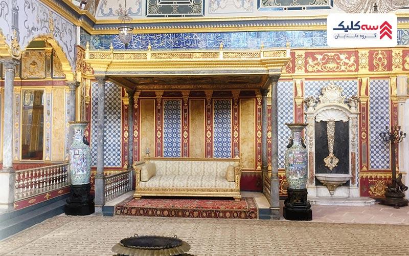 حرمسرای کاخ موزه توپکاپی