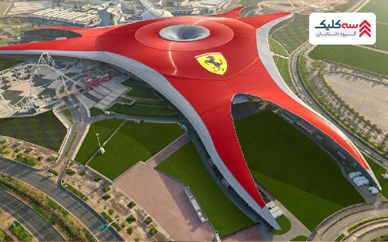دنیای فراری دنیایی برای تفریح در دبی