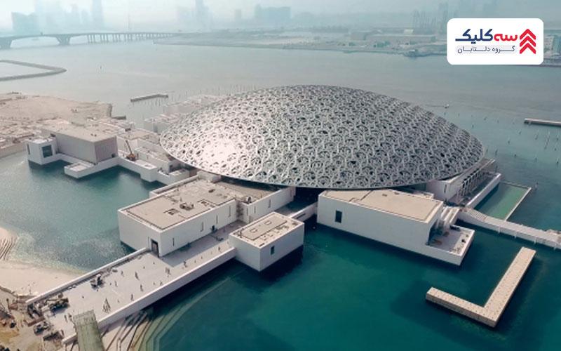 موزه خاورمیانه موزه لوور ابوظبی