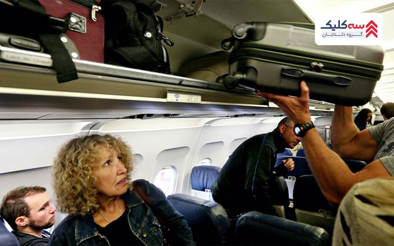 راهکارهای برای دریافت هرچه زودتر چمدان در پرواز