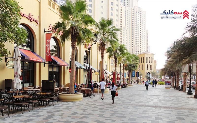هتل های خاص و جذاب  جمیرا از دیدنی های دبی