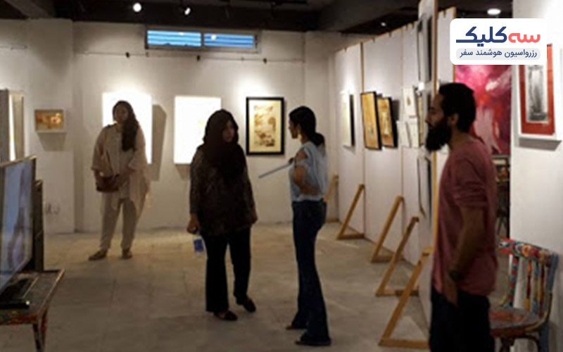 گالری هنری عشایر میراث فرهنگی استانبول از  موزههای استانبول