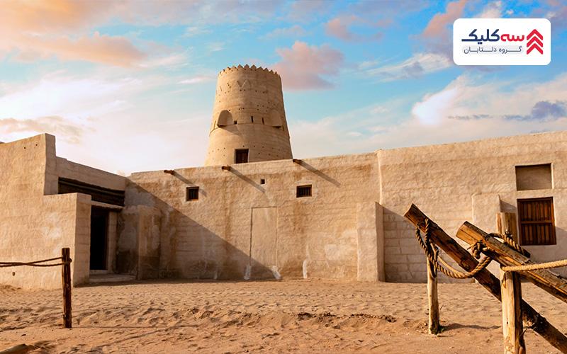 مکان برتر و خالی از سکنه از مکانهای ترسناک دبی