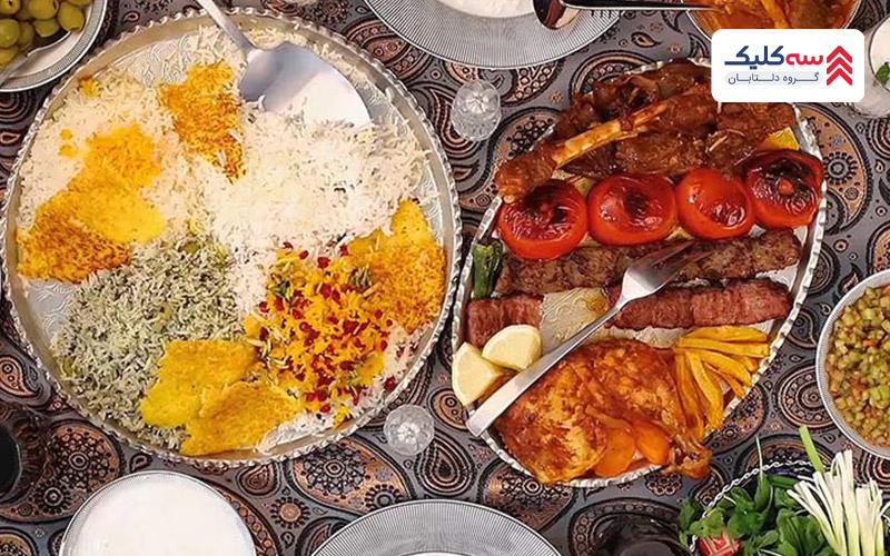 الاستادی یکی از رستوران های ایرانی در دبی