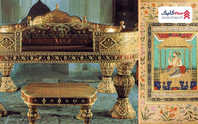چیدمان کاخ موزه توپکاپی