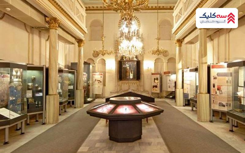 تصویری از موزه نظامی استانبول