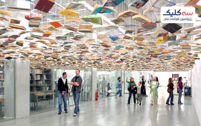 سالن های موزه های استانبول