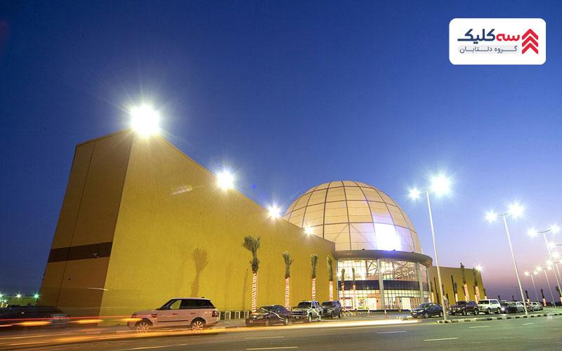 مراکز خرید از دیدنی های دبی