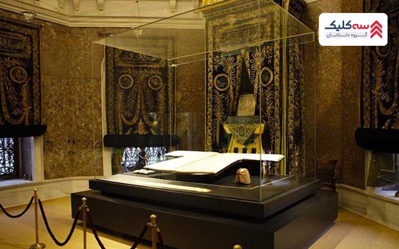 اشیاء کلکسیونی کاخ موزه توپکاپی