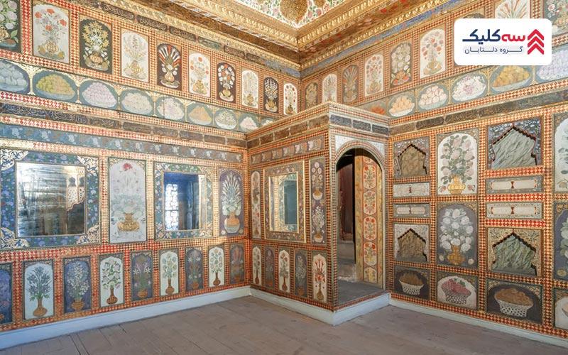 حیاط سوم کاخ موزه توپکاپی