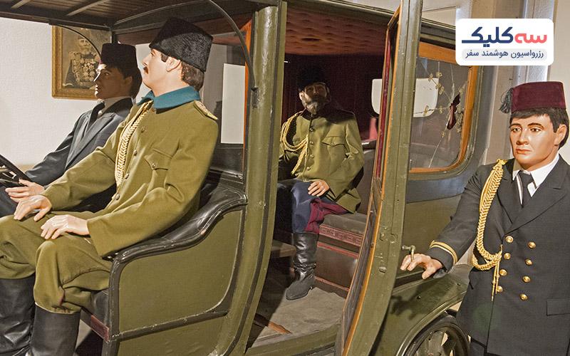موزه نظامی استانبول فضایی متفاوت در  موزههای استانبول