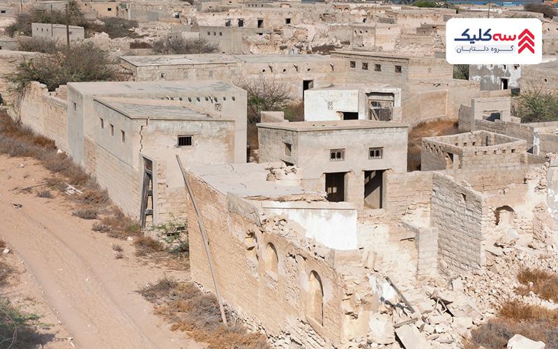 لجزیرات الحمرا: شهر ارواح از مکانهای ترسناک دبی
