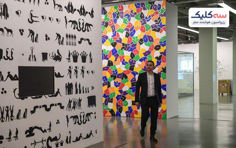 نمایشگاه دائمی: به دنبال زمان حال