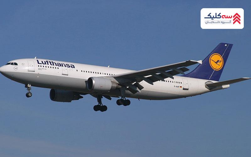بررسی ایرباس A300از هواپیماهای مسافربری