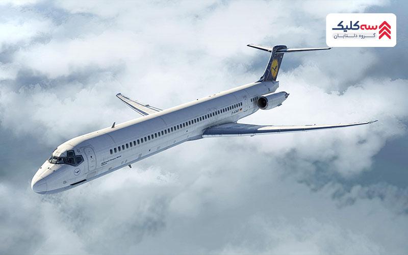 هواپیماهای مسافربری مک دانل داگلاس