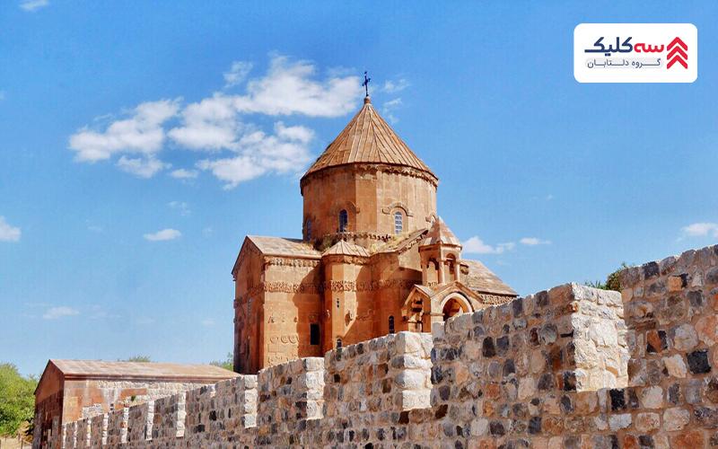 کلیسای گغارت در ارمنستان