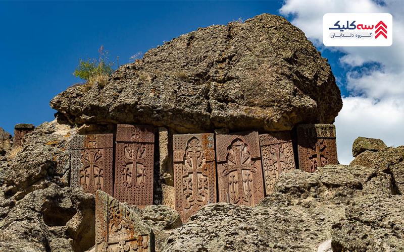 تاریخ ارمنستان و اثار تاریخی آن