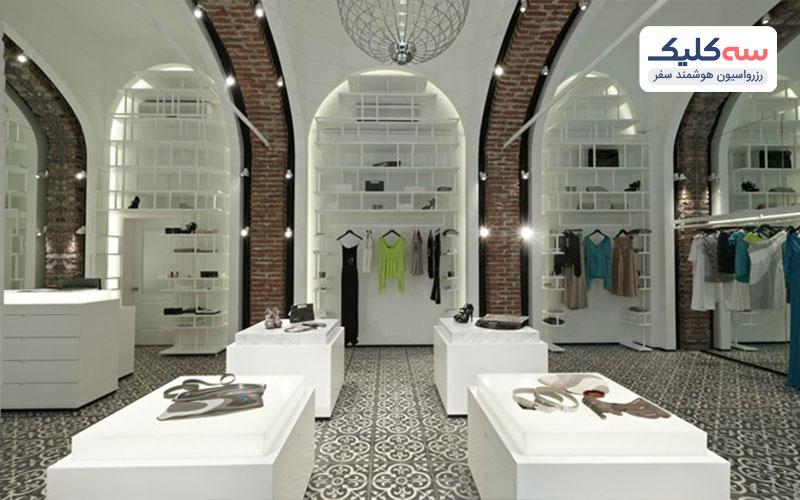 ARZU KAPROL STORE برندهای معروف در استانبول
