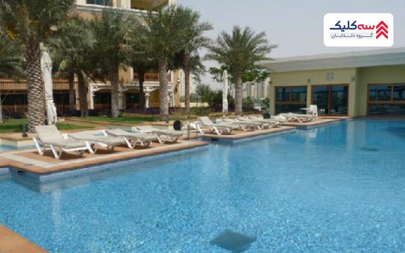 ویلا های تعطیلاتی یانجون از متفاوت ترین  ویلاهای دبی