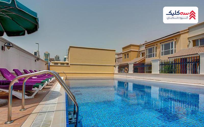 Barsha Gardens از بهترین  ویلاهای دبی