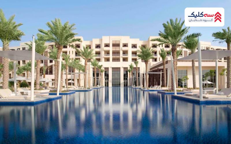 پارک هایت ابوظبی یک دیگر از گزینه ها برای اقامت در ابو ظبی
