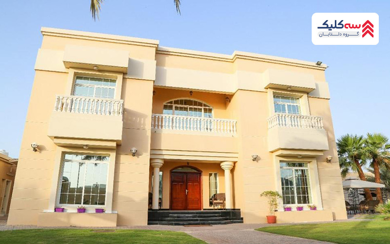 ویلا در Elite Palaces Holiday Home یکی از جذاب ترین ویلاهای دبی