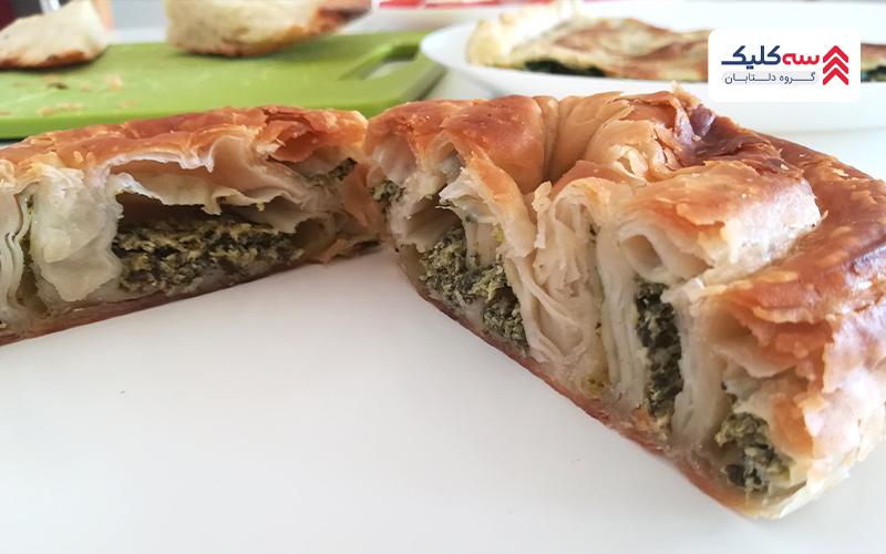 بوراگ یکی دیگر از غذاهای معروف ارمنستان