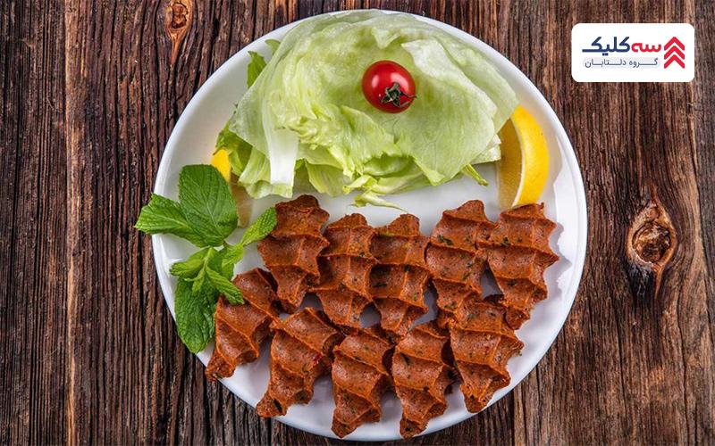 تاپیک یا توپیک غذاهای معروف ارمنستان